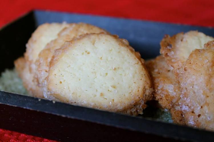 Gluten Free Sable Cookies