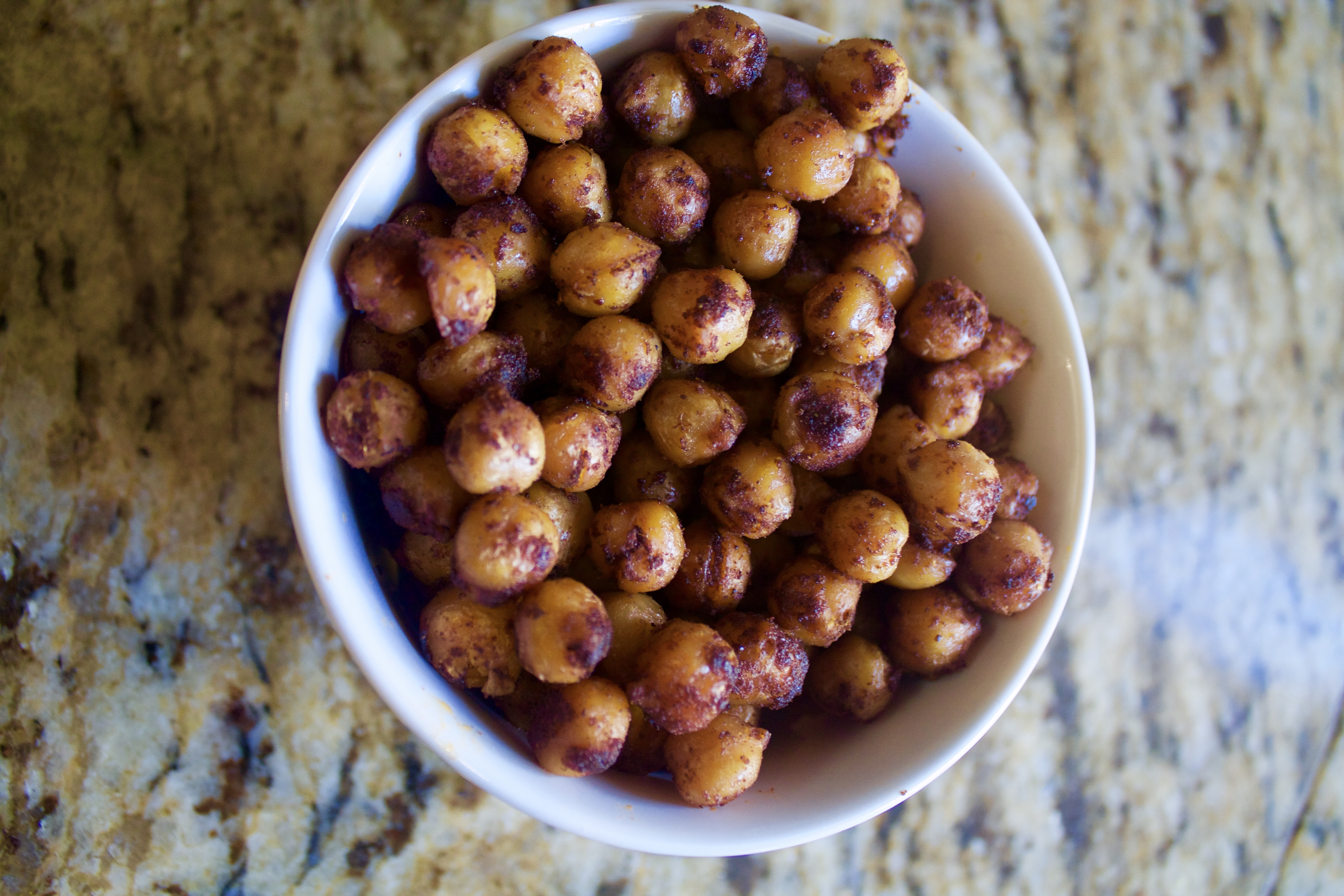 Red Curry Chickpeas